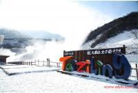 成都到九顶山、太子岭滑雪VIP汽车一日游