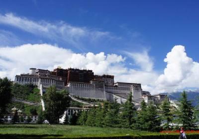 成都到拉萨、纳木措、林芝单卧单飞九日游、西藏旅游多少钱、成都到西藏旅游线路报价