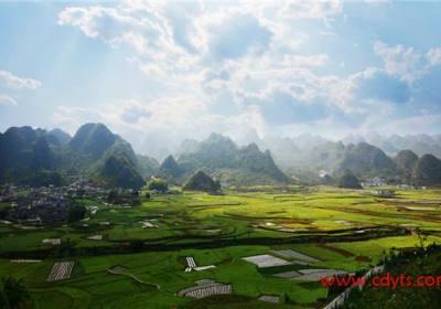 贵州黔南州去年A级景区创建总数较往年翻番