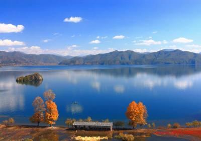泸沽湖环湖多少公里