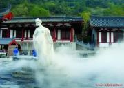 成都到西安、兵马俑、华清池、骊山、明城墙、大雁塔、钟鼓楼动车三日游