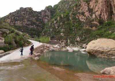 秦皇岛到冰糖峪开车怎么去、自驾车路线