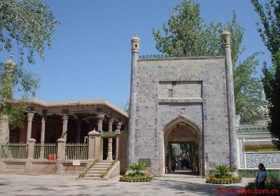 香妃墓在哪里、喀什到香妃墓怎么去