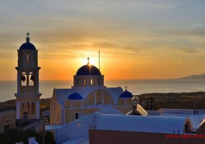 希腊旅游:雅典入围中国游客最爱欧洲目的地
