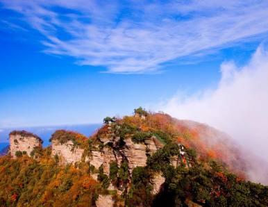 光雾山哪个景区最值得玩