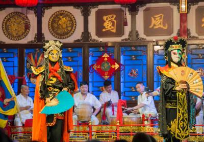 How to make Sichuan Opera