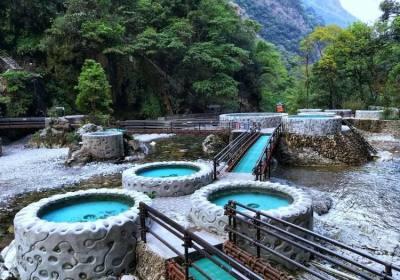九十九里温泉旅游团多少钱、螺髻山旅游团多少钱、西昌螺髻山温泉多少钱