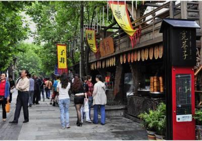 成都宽窄巷子要门票吗、宽窄巷子门票价格多少钱、宽窄巷子和锦里哪个更推荐