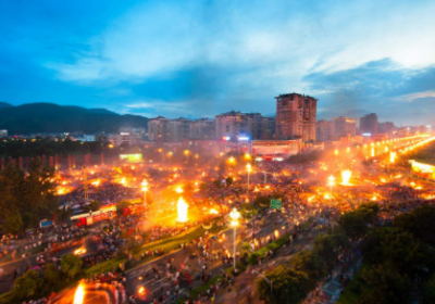 西昌火把节是什么时间2021、西昌火把节在哪里举行