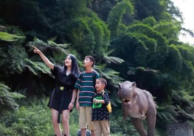 侏罗纪探险谷在哪里、侏罗纪探险谷在什么地方